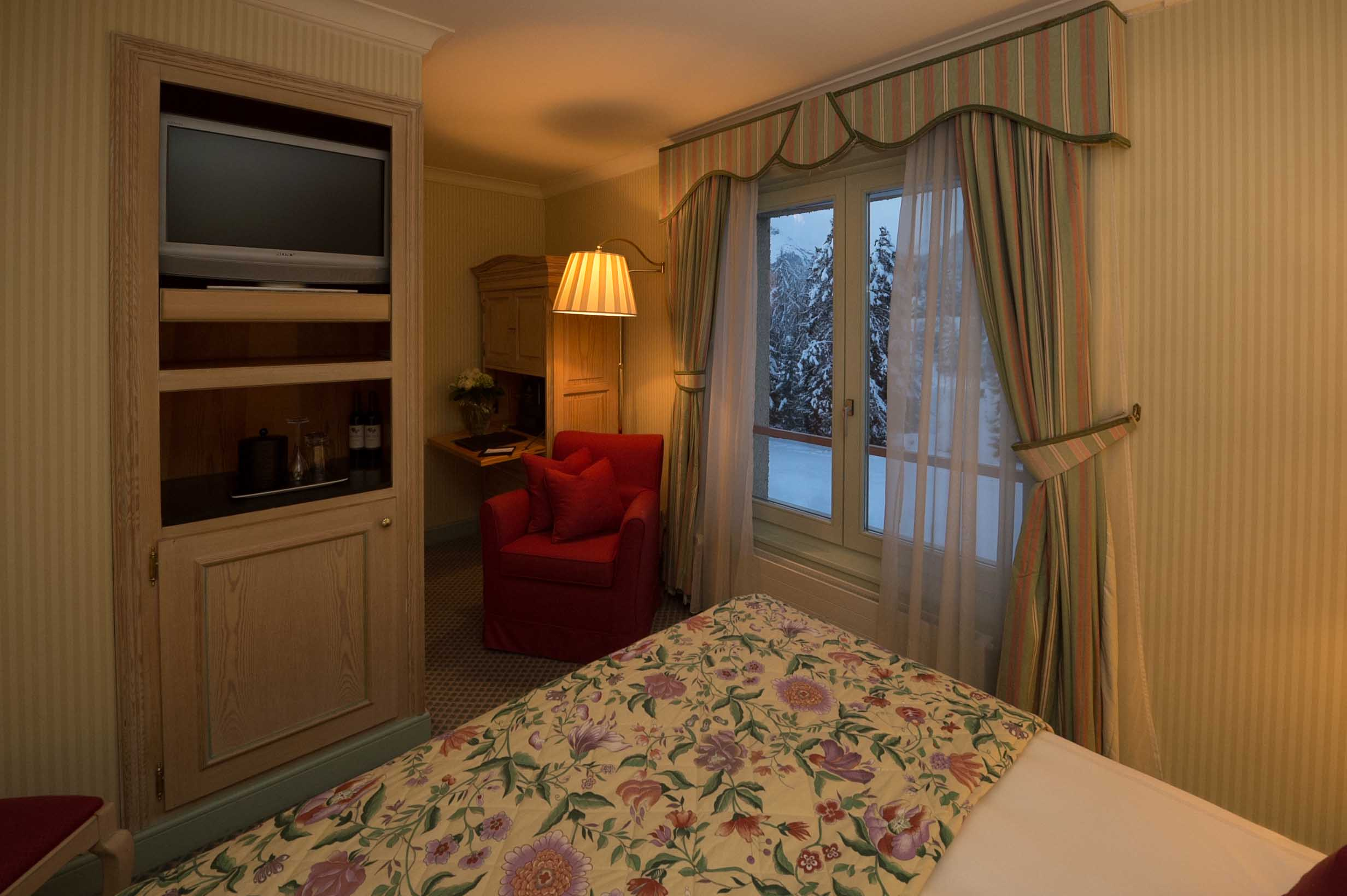 Chambre Mountain Deluxe 07