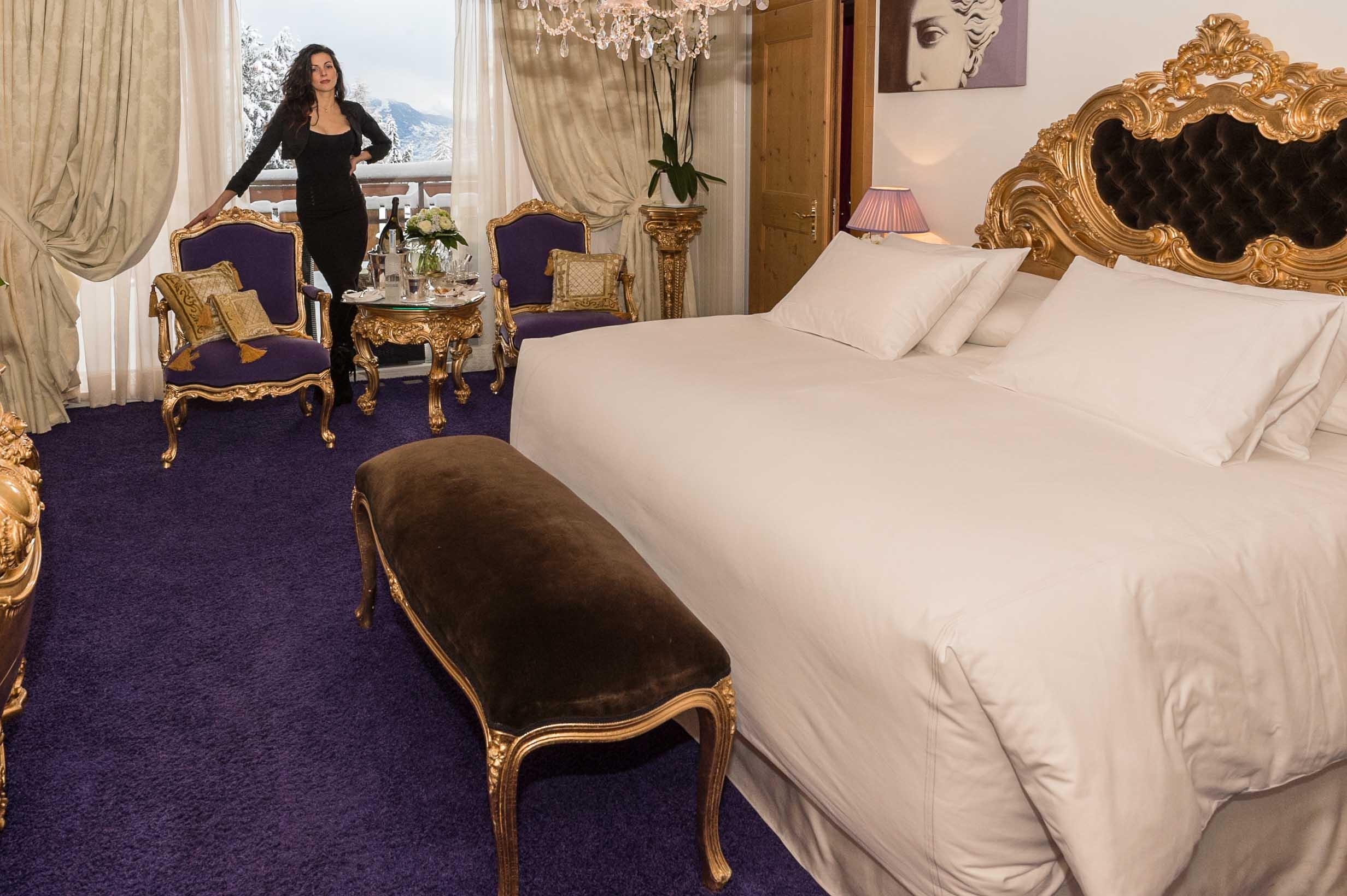 Suite imperiale Chambre1 04