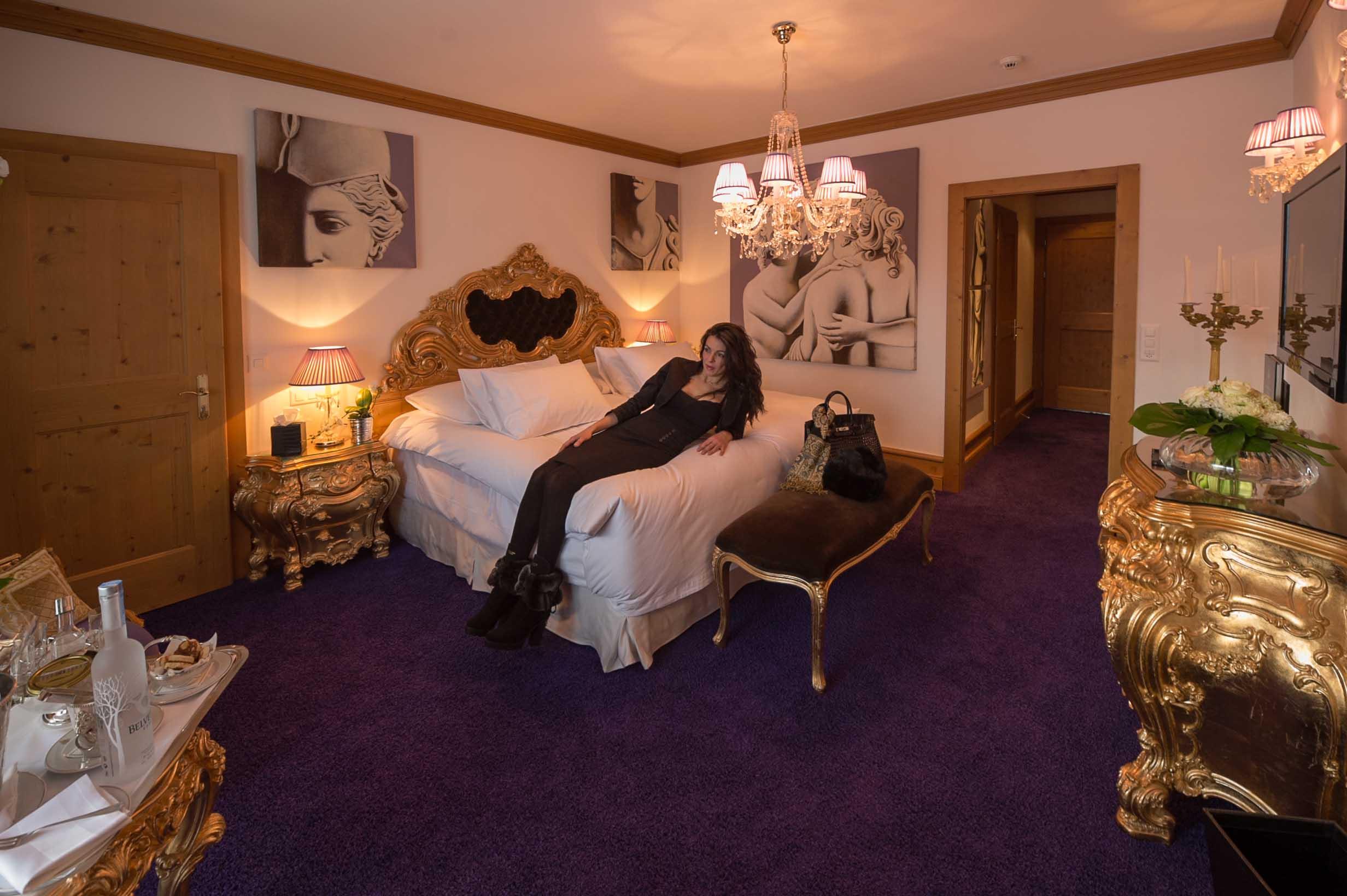 Suite imperiale Chambre1 05